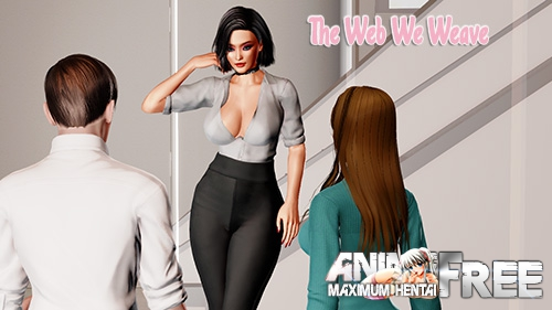 The Web We Weave [2019] [Uncen] [ADV, 3DCG] [Android Compatible] [ENG,RUS] H-Game
