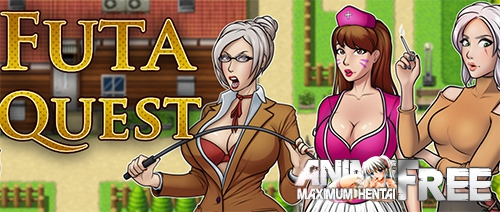 Futa Quest [2019] [Uncen] [ADV, 2DCG] [Android Compatible] [ENG,RUS] H-Game