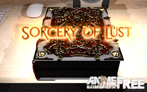 Sorcery of Lust [2019] [Uncen] [ADV, 3DCG] [Android Compatible] [ENG,RUS] H-Game