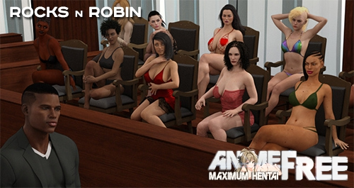 ROCKS N ROBIN [2019] [Uncen] [ADV, 3DCG] [Android Compatible] [ENG] H-Game