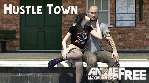Hustle Town [2019] [Uncen] [ADV, 3DCG, Animation] [Android Compatible] [ENG] H-Game