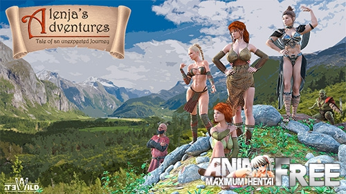 Alenja's Adventures [2019] [Uncen] [ADV, 3DCG, Animation] [Android Compatible] [ENG] H-Game