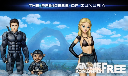 The Princess of Zunuria [2019] [Uncen] [ADV, 3DCG] [Android Compatible] [ENG] H-Game