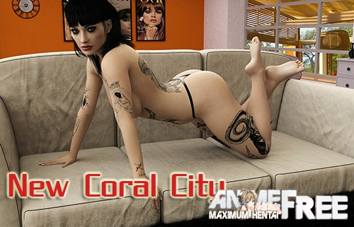 New Coral City [2019-2020] [Uncen] [ADV, 3DCG] [Android Compatible] [ENG] H-Game