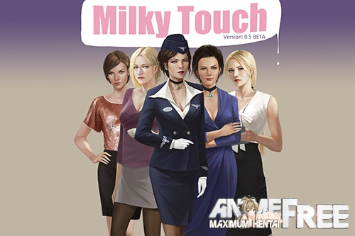 Milky Touch (Milky Town) [2019] [Uncen] [ADV, RPG] [Android Compatible] [ENG] H-Game