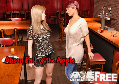 Alison Fall of the Apple [2018] [Uncen] [ADV, 3DCG] [Android Compatible] [ENG,RUS] H-Game