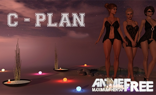 C - Plan [2019] [Uncen] [ADV, 3DCG, Animated] [Android Compatible] [ENG] H-Game