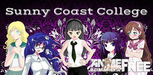 Sunny Coast College [2019] [Uncen] [RPG] [Android Compatible] [ENG] H-Game