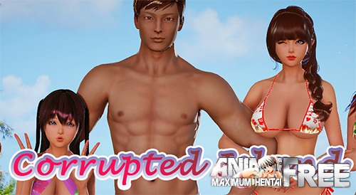 Corrupted Island [2019] [Uncen] [ADV, 3DCG, Animation] [Android Compatible] [ENG] H-Game