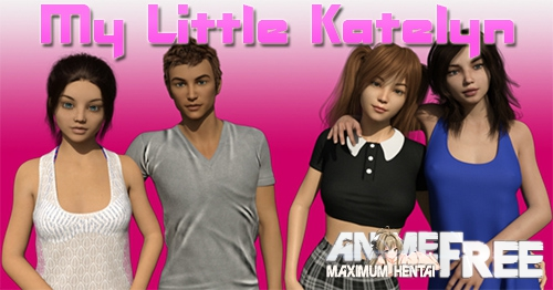My Little Katelyn [2019] [Uncen] [ADV, 3DCG] [Android Compatible] [ENG,RUS] H-Game