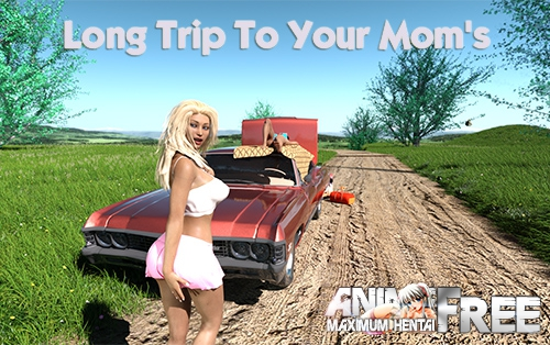 Long Trip To Your Mom's [2019] [Uncen] [ADV, 3DCG, Animation] [Android Compatible] [ENG,RUS] H-Game