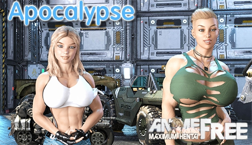 Apocalypse [2019] [Uncen] [3DCG, Animation, ADV] [Android Compatible] [ENG] H-Game