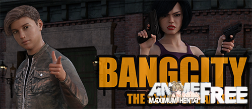 BangCity [2019] [Uncen] [ADV, 3DCG] [Android Compatible] [ENG,RUS] H-Game