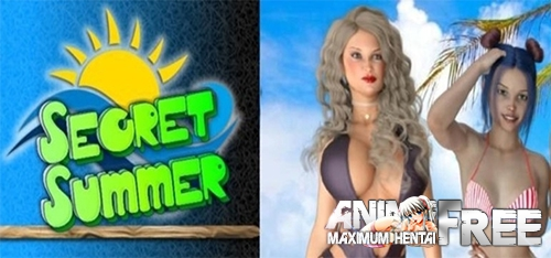 Secret Summer [2019] [Uncen] [ADV, 3DCG] [Android Compatible] [ENG,RUS] H-Game
