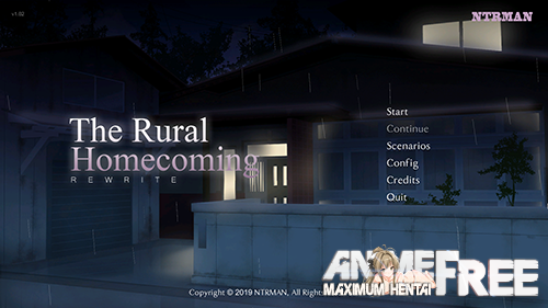The Rural Homecoming [2019] [Uncen] [ADV, VN] [Android Compatible] [ENG] H-Game