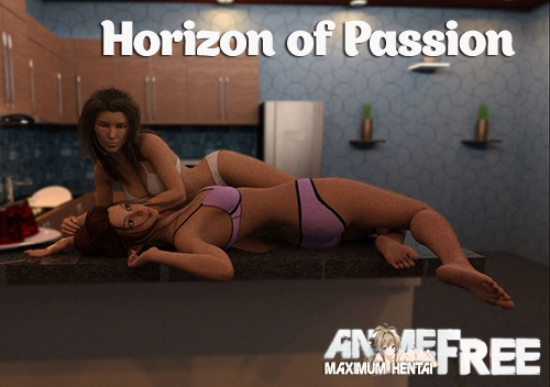 Horizon of Passion Reworking [2020] [Uncen] [ADV, 3DCG] [Android Compatible] [RUS,ENG] H-Game